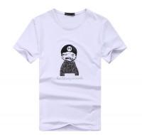 印花马里奥圆领短袖T恤[3色]