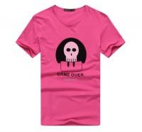 简约修身蘑菇短袖T恤[3色]